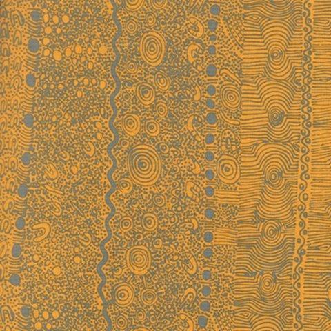 Gold - MY COUNTRY UTOPIA GOLD - MCUG - Aboriginals by M & S Textiles Australia