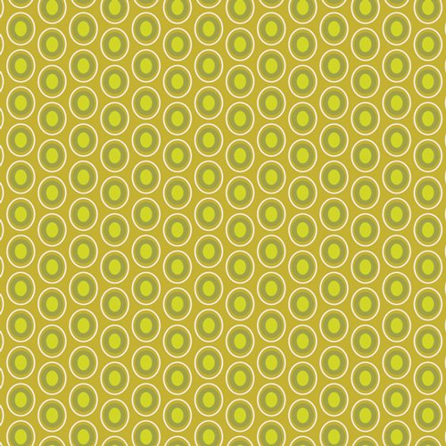 Oval Elements Chartreuse OE-907