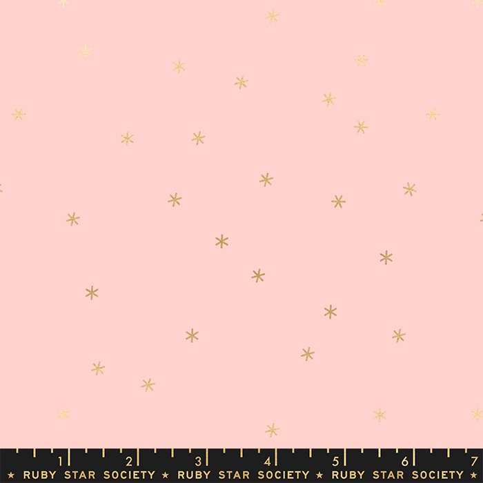 Pale Pink Metallic - Spark - Ruby Star Society - RS0005 41M