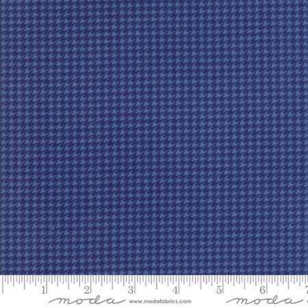 Periwinkle - Wool Needle VI - 1252 22F Moda Flannel #1
