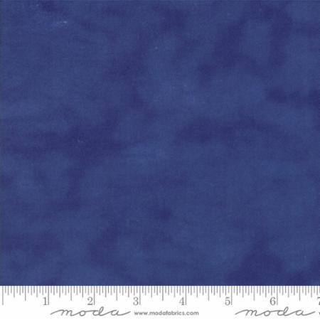 Periwinkle - Wool Needle VI - F1040 62 Moda Flannel #1
