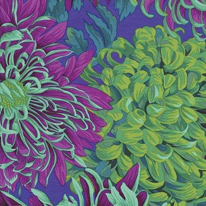 Philip Jacobs - Classics - Japanese Chrysanthemum - Green Item # PJ41.GREEN