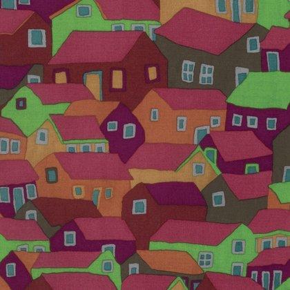 SHANTY TOWN-AUTUMN - BRANDON MABLY - PWBM047.AUTUM