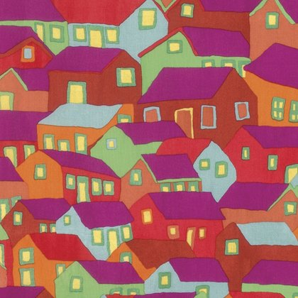 SHANTY TOWN-SUMMER - BRANDON MABLY - PWBM047.SUMME
