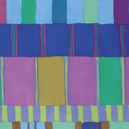 Artisan Layered Stripe Blue - Kaffe Fassett - PWKF003.BLUEEX