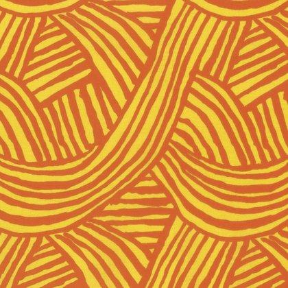 ARTISAN - RAKED - PUMPKIN - Kaffe Fassett - PWKF004.PUMPK