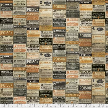 Multi - Apothecary - Materialize - Tim Holtz - PWTH072.8MULT