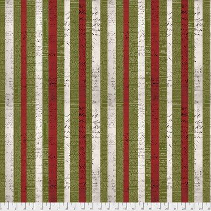 XMAS - Stripe - Merriment by Tim Holtz - PWTH086.8MULT