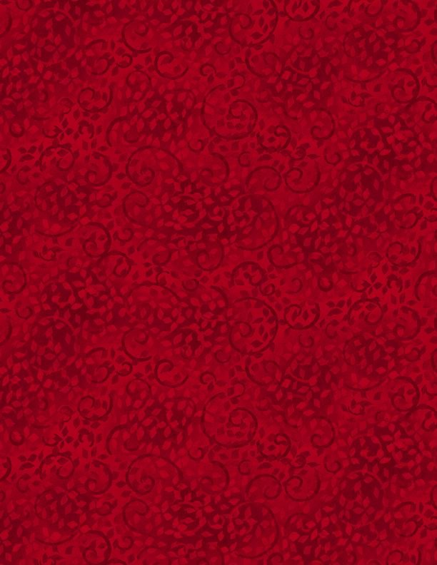 Ruby Slippers - Essentials  Leafy Scroll - 26035 333