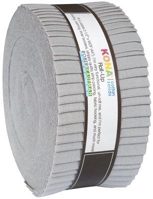 Ash 2.5 strip rolls - Kona Roll Up  - RU-195-40