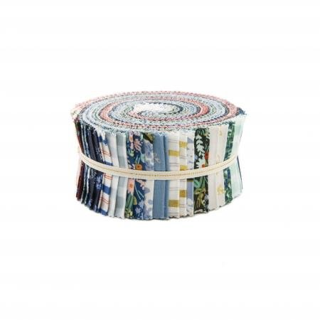Meadow - 2.5 Strips - Cotton & Steel - RP200P-2.5S