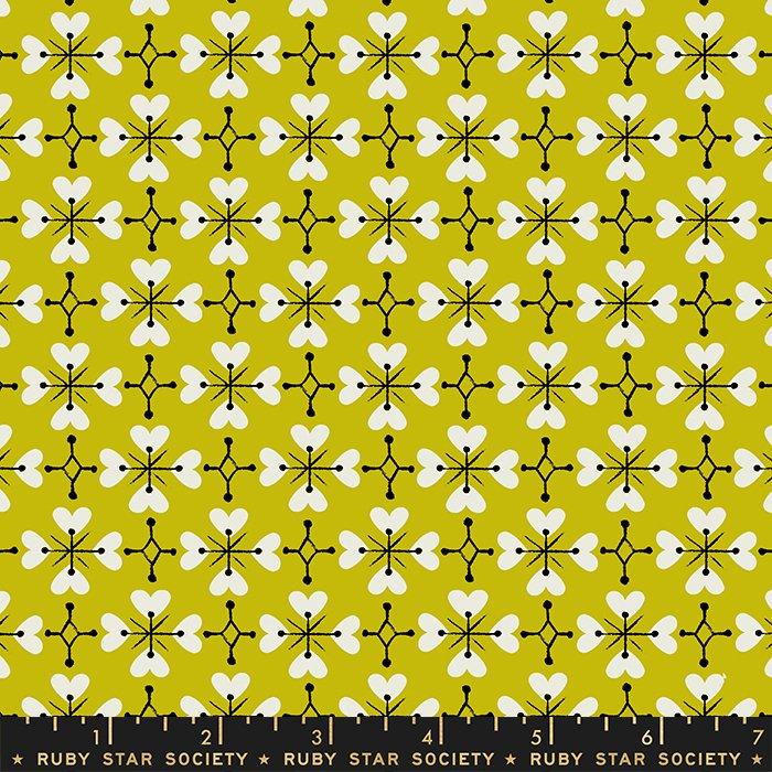 Pistachio - Coeur De Fleur  - Smol - RS3018 15