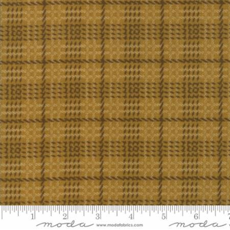 Saffron - Wool Needle VI - 1257 16F Moda Flannel #1