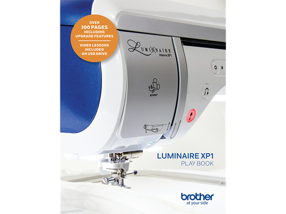 Luminaire XP1 Playbook - SAXP1BOOK