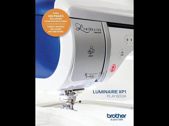Luminaire XP1 Playbook - SAXP1BOOK
