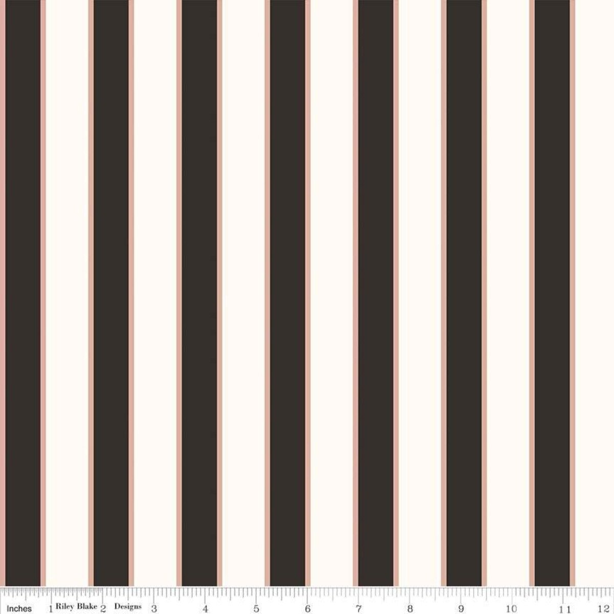 Stripes - Yes Please - SC6554-ROSEGOLD