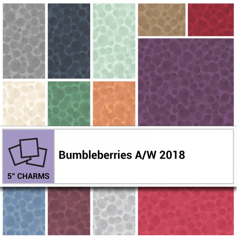 Bumbleberries 5 Charms (42pcs) - CP-LEICBBAW18