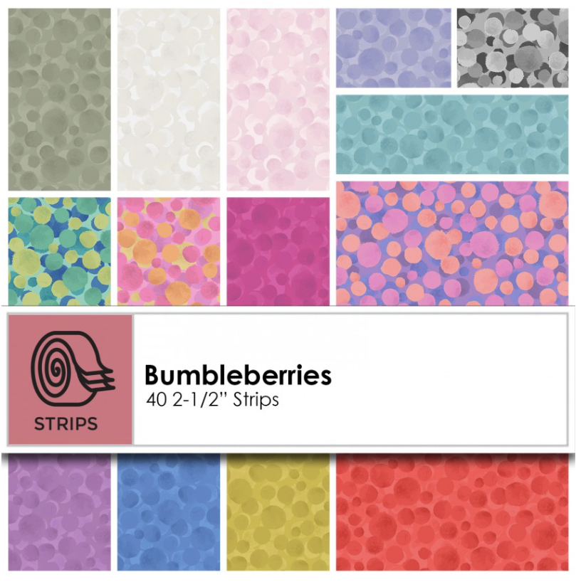 Bumbleberries 2.5 Strips (40pcs) - ST-LEIBUM18