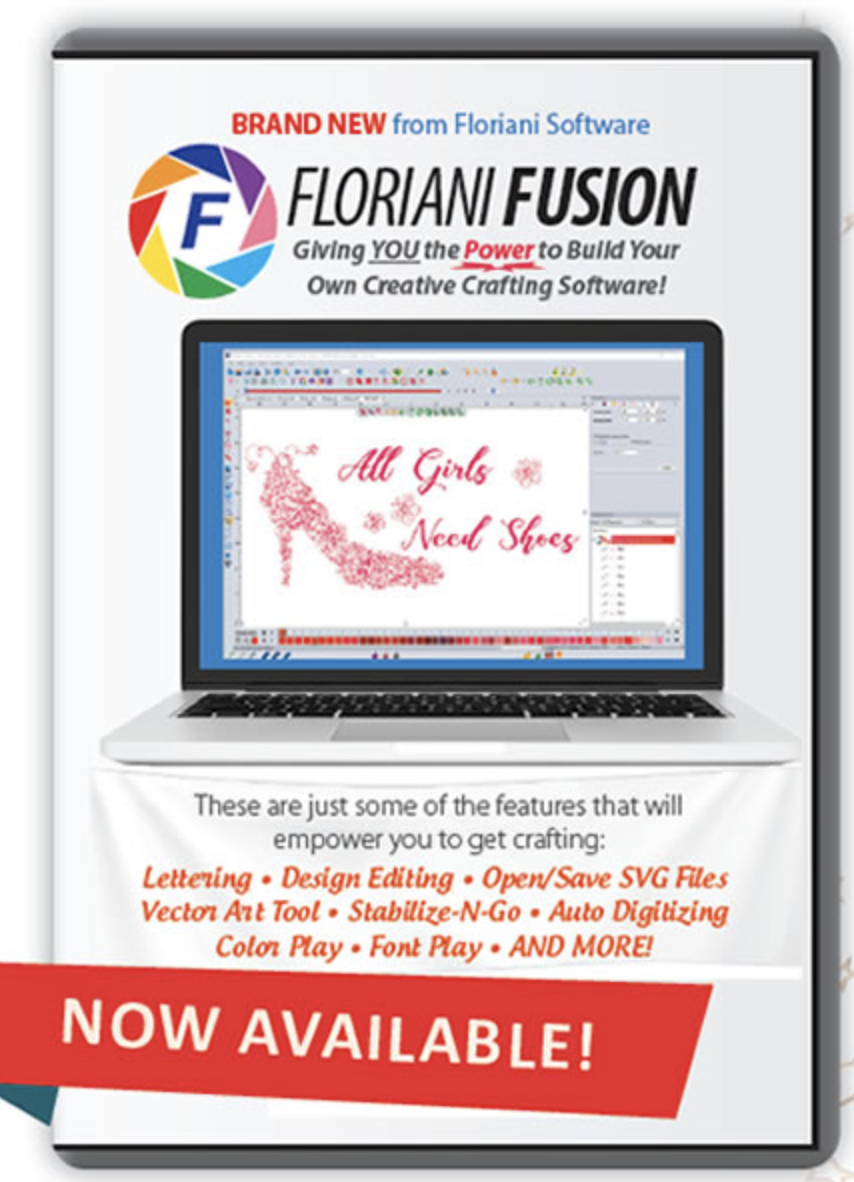 Floriani Fusion Software