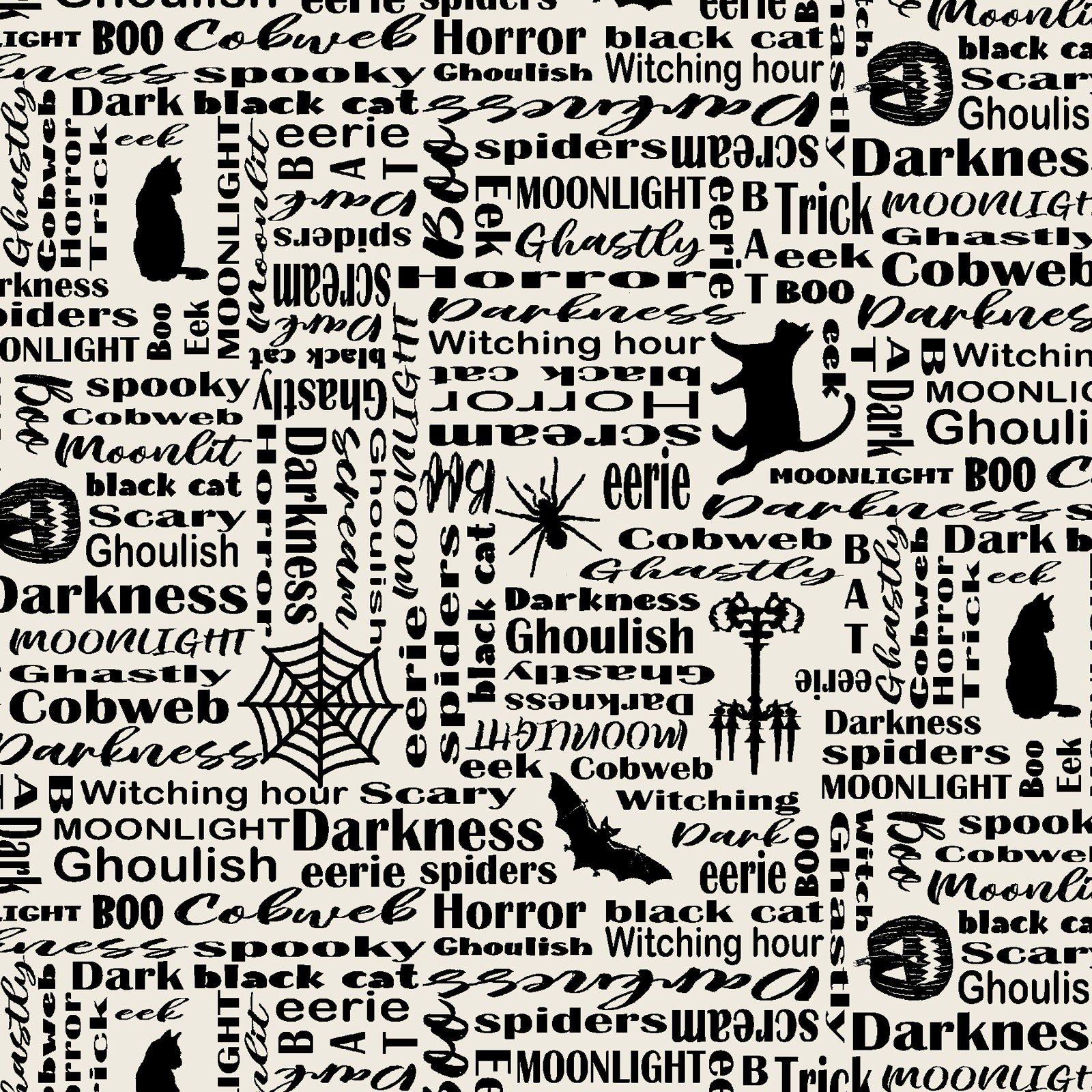 Off White - Words - Harvest Moon by Grace Popp - SEF5248-93