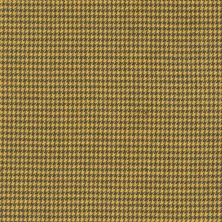 Mustard - SHETLAND FLANNEL - SRKF-14769-135 MUSTARD