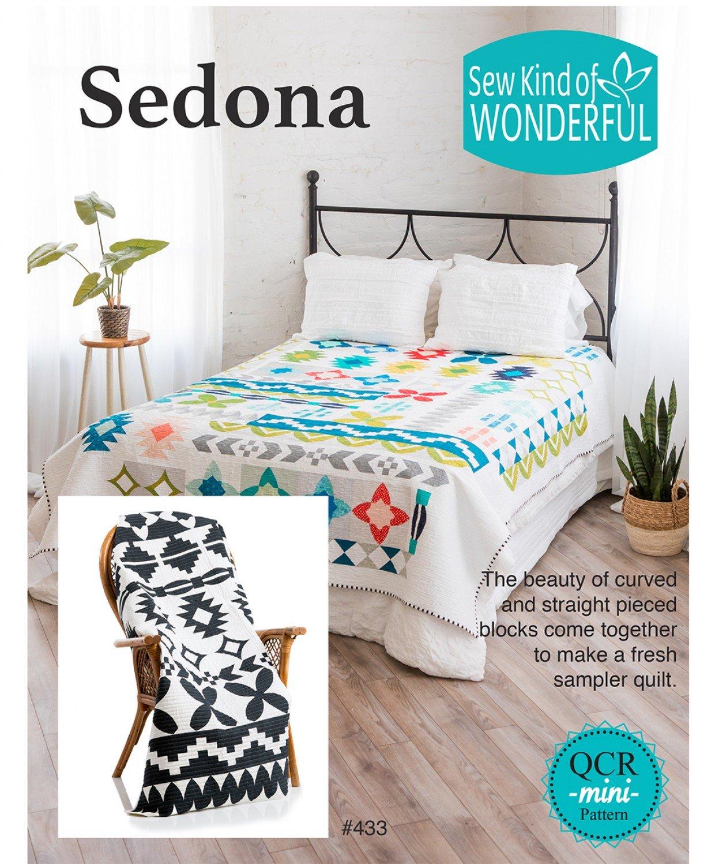 Sedona Quilt Pattern - Sew Kind of Wonderful