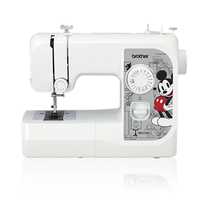 Brother 17-Stitch Disney Sewing Machine SM1738D