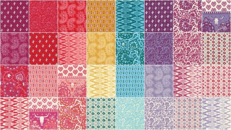 Spellbound Fat Quarter Bundle - 29 FQs