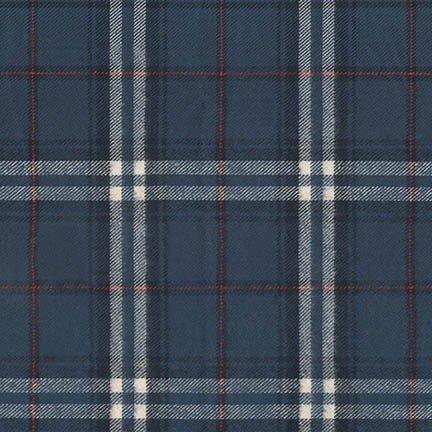 Blue - Tahoe Flannel - SRKF-17853-4