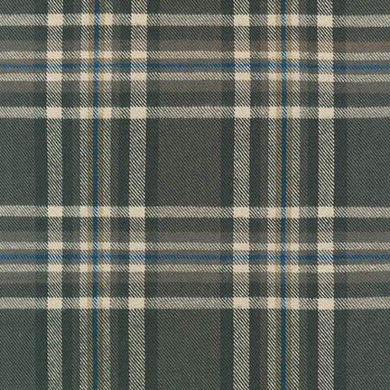 Grey - Tahoe Flannel - SRKF-17854-12
