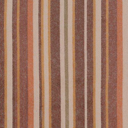 Autumn - Tamarack Stripes Flannel  - SRKF-18223-191