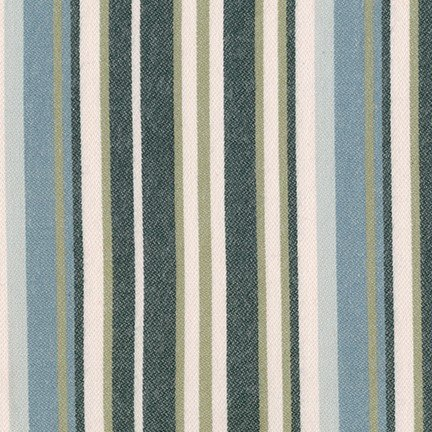 Seaglass - Tamarack Stripes Flannel  - SRKF-18223-333