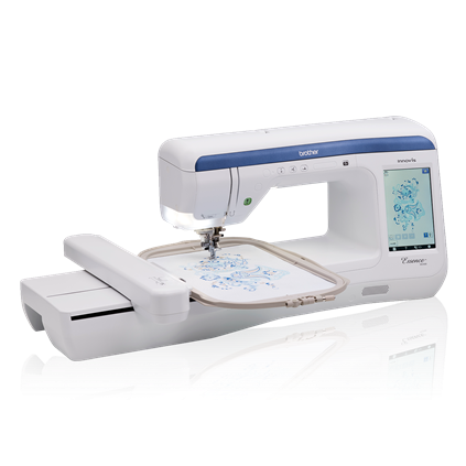 Essence Embroidery Only - Innov-is VE2300 - Brother Sewing Machine  w/ SASEBPLUS