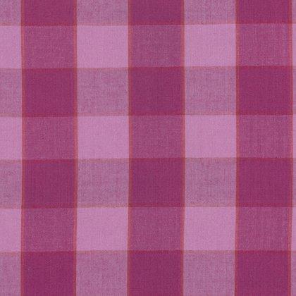 ARTISAN -Checkerboard Plaid  IKAT - Lipstick - Kaffe Fassett - WOKF003.LIPST
