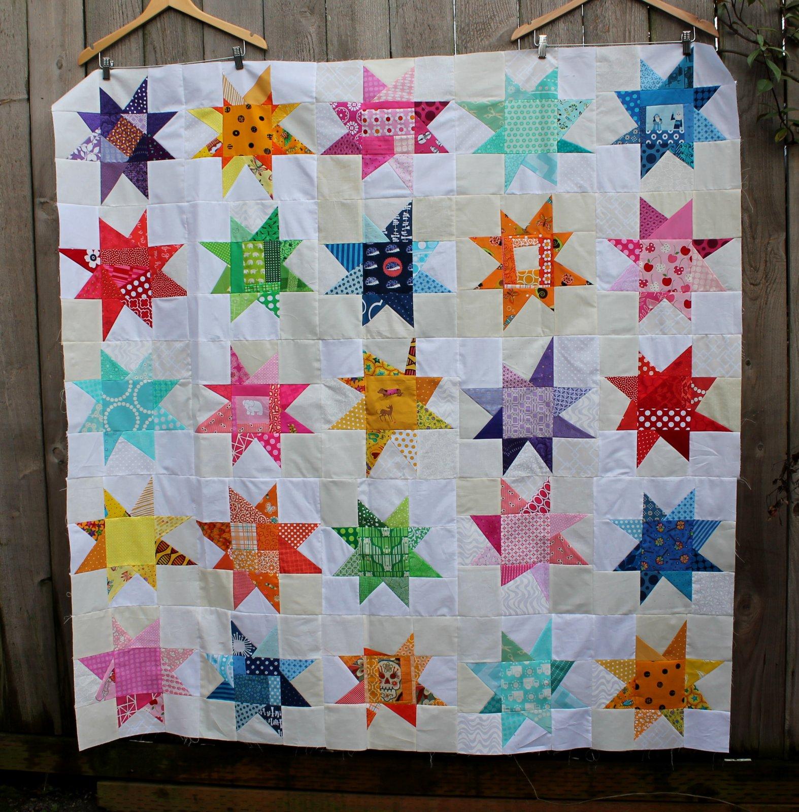 Wonky Stars Kit