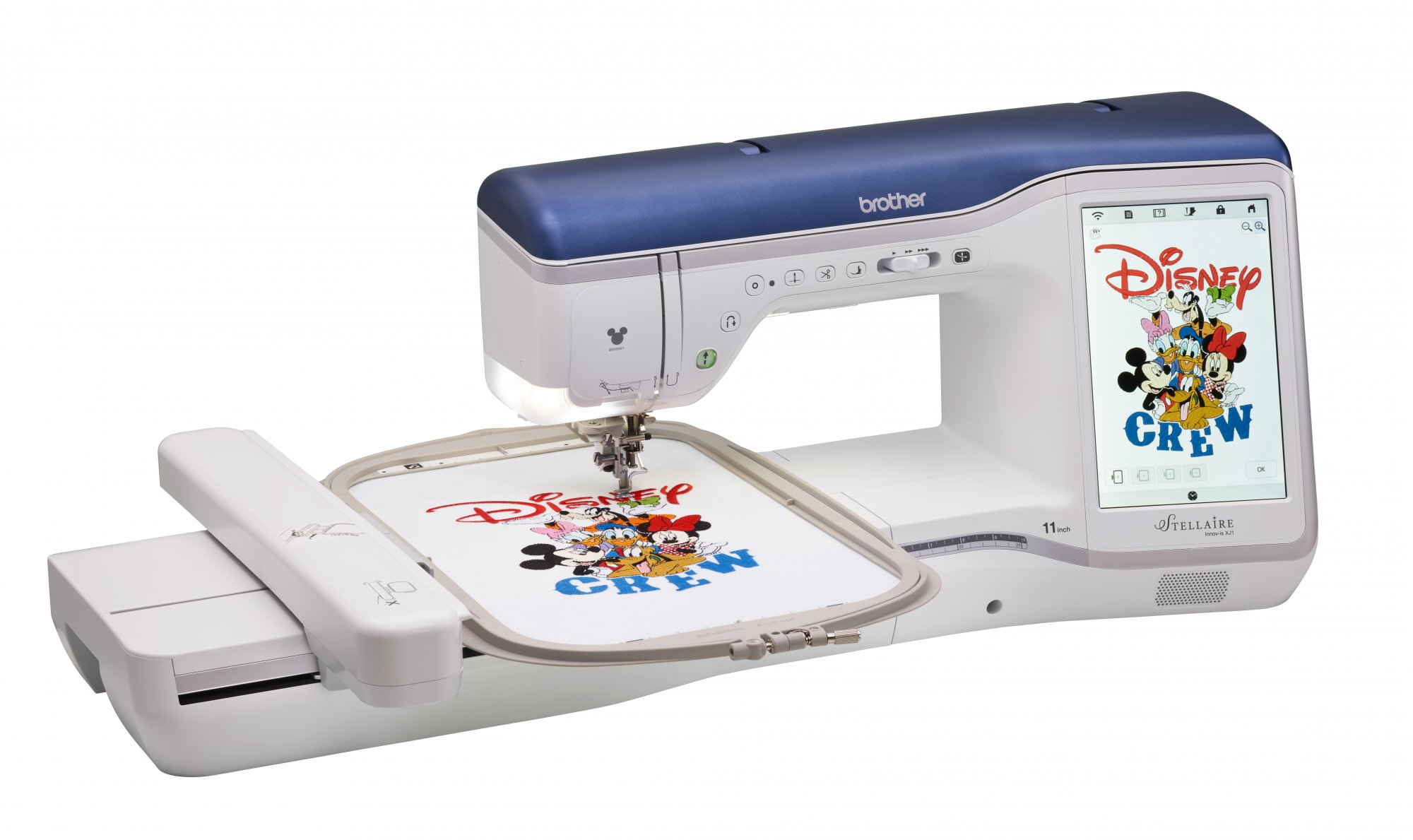 Brother Stellaire - Brother Embroidery Machine - XJ1