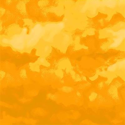 Light Orange - Retro Halloween Coordinate - Misty by Cedar West - Y2539-35