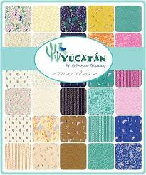 Yucatan Fat Quarter Bundle - 4 FREE 34 Total