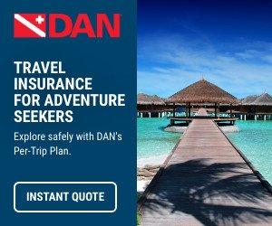 DAN Travel Insurance