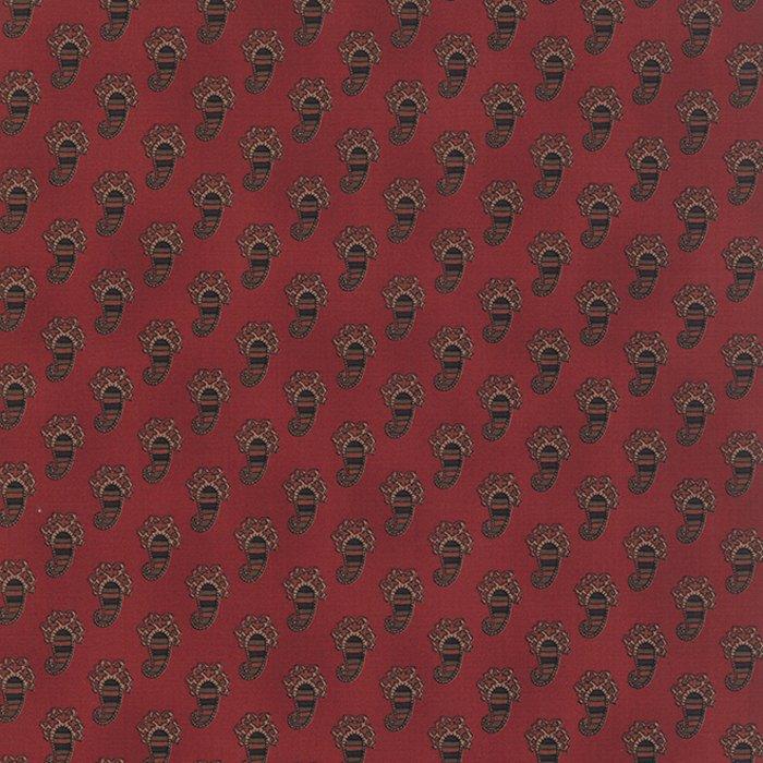 Alice's Scrapbag 8314 15 Garibaldi Red