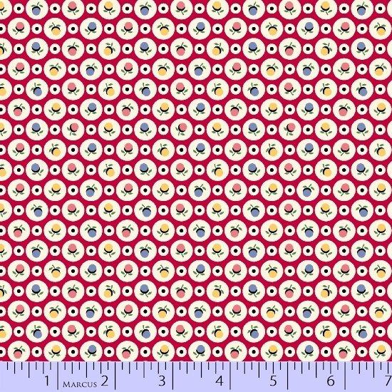 Gracie's Classics 0549 0311 Red