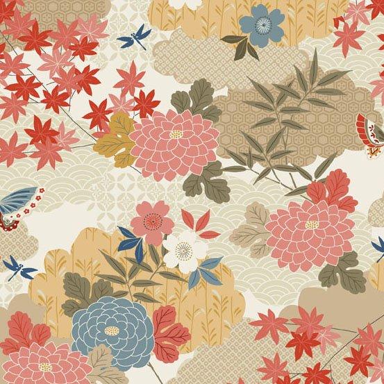 Japanese Garden 1856 Q