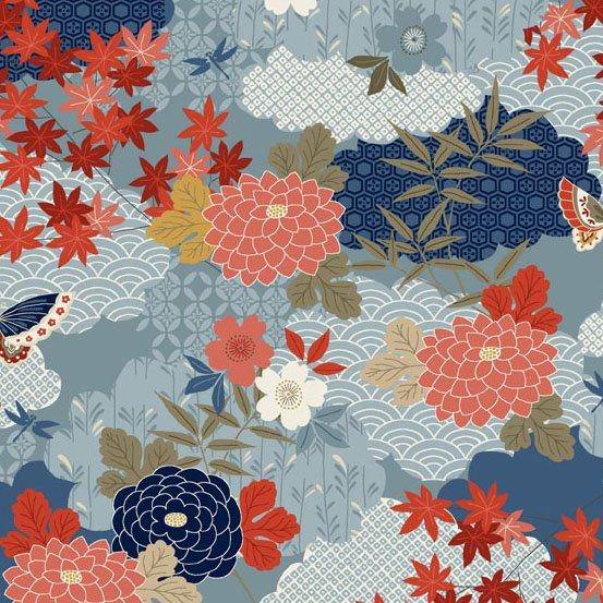 Japanese Garden 1856 B