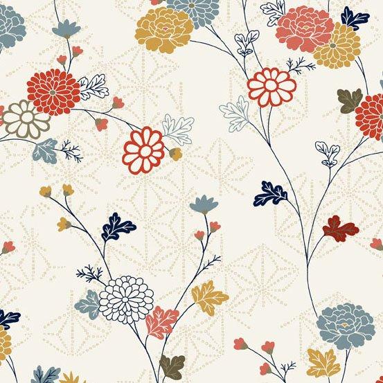 Japanese Garden 1857 Q