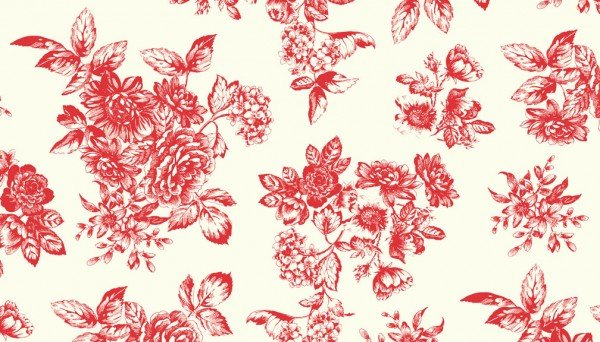 Katie Jane 1902 R Toile Red