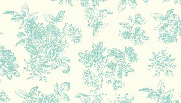 Katie Jane 1902 T Toile Turquoise
