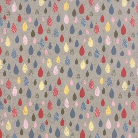 Mon Ami 30414 20 Grey Floral
