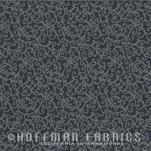 Hoffman Good Tidings N7520 55 S Charcoal Silver