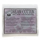 Quilters Dream Cotton Select White Double batting