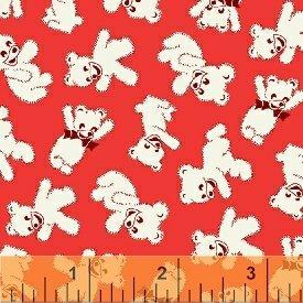 Storybook Playtime 39303 4 Red Bears